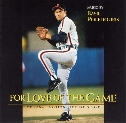 Basil poledouris - For love of the game (Ost) (CD) - image 1 of 1