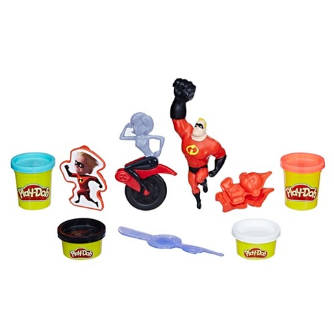 Play-Doh Disney/Pixar Incredibles 2 - Tools Modelling Clay - image 1 of 2