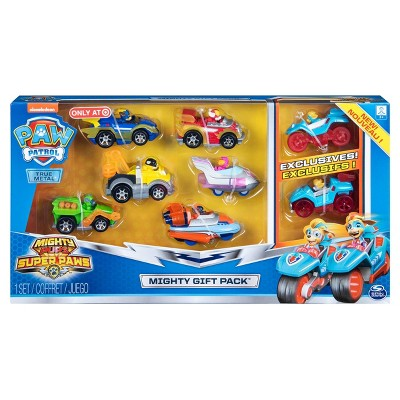 Mixed Colours Paw Patrol 6046559 Mighty Pups Gift Set