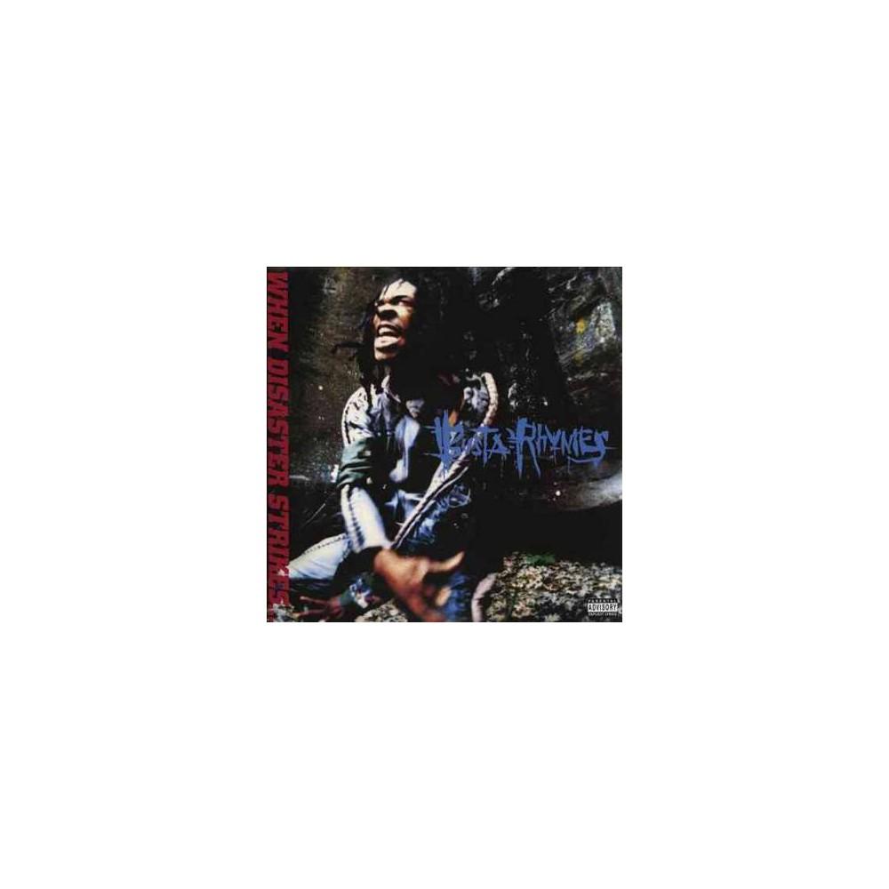 Busta Rhymes - When Disaster Strikes (Vinyl)