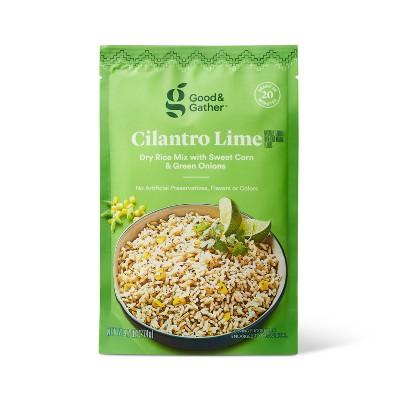 Cilantro Lime Dry Rice Mix - 9.7oz - Good & Gather™