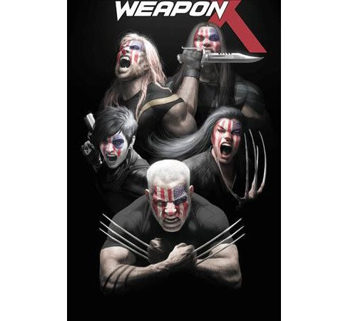 Weapon X 3 : Modern Warfare -  (Weapon X) by Greg Pak & Fred Van Lente (Paperback) - image 1 of 1