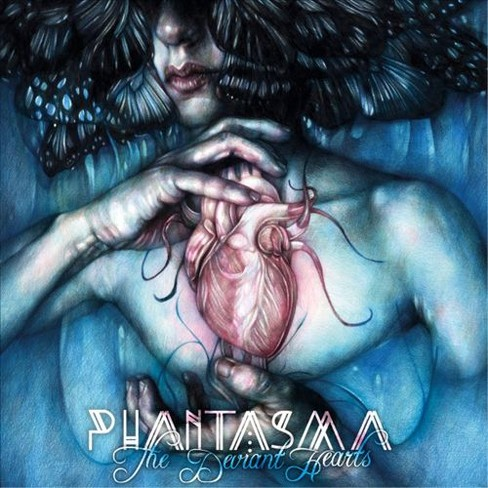 Phantasma - Deviant hearts (CD) - image 1 of 1