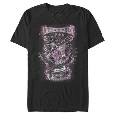 Men's Harry Potter Triwizard Contestant Hogwarts T-Shirt