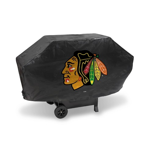 NHL Chicago Blackhawks Deluxe Grill Cover - image 1 of 1