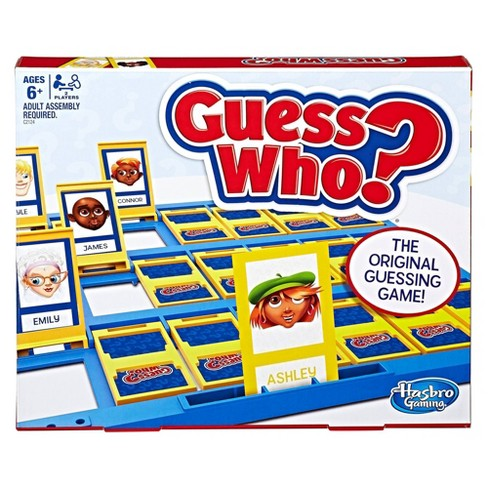 Guess Who? Game - image 1 of 4