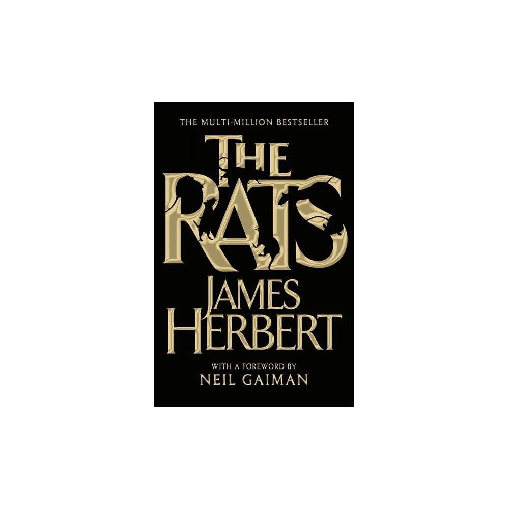 Rats - Reprint (Rats Trilogy) by James Herbert (Paperback)