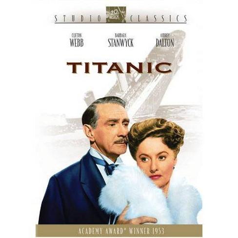 Titanic (DVD) - image 1 of 1