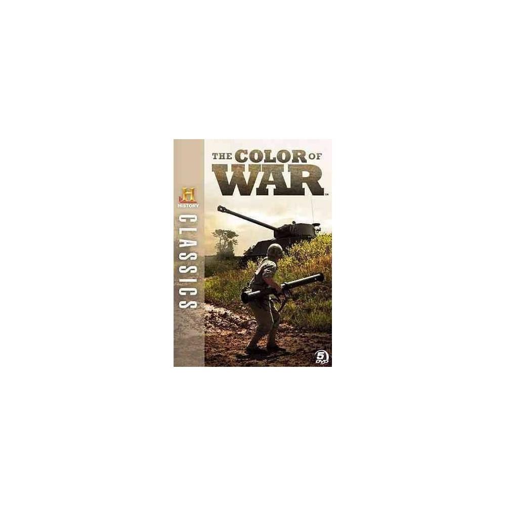 History Classics:Color Of War (Dvd)