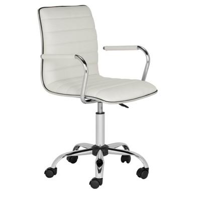 Jonika Desk Chair White - Safavieh®