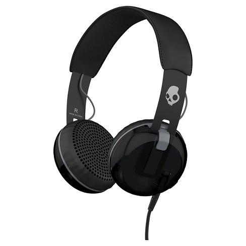 Skullcandy Grind On-Ear with Tap Tech - Black - image 1 of 2