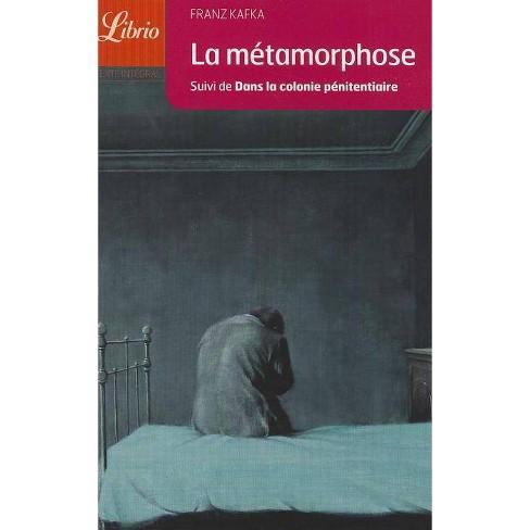 La Metamorphose - (Librio Litterature) by  Franz Kafka (Paperback) - image 1 of 1
