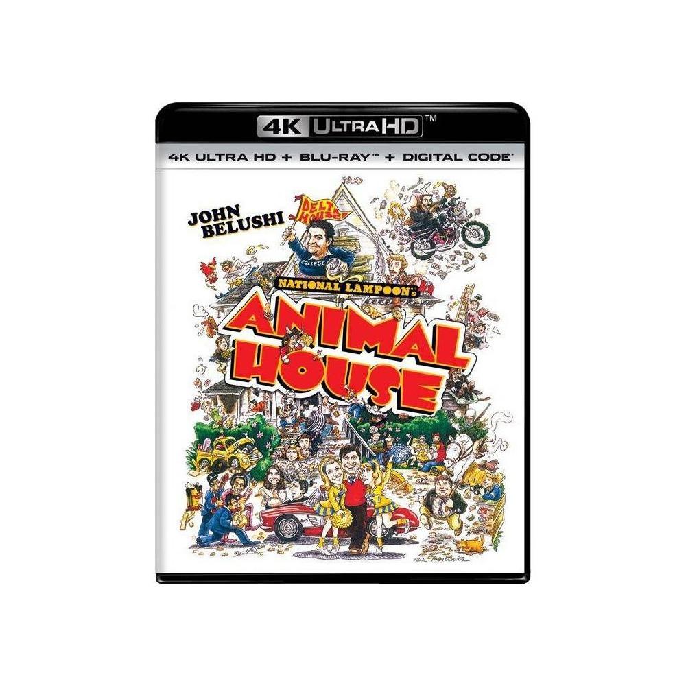 Animal House Steelbook 4k Uhd Blu Ray Digital