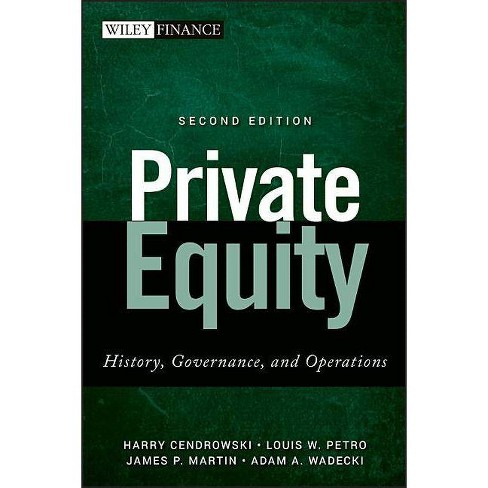 Private Equity 2e - (Wiley Finance) 2 Edition (Hardcover) - image 1 of 1