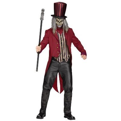 Adult Ringmaster Halloween Costume