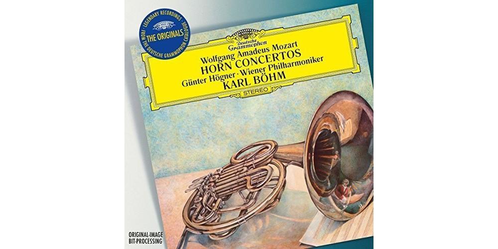 Karl bohm - Originals:Mozart horn concertos 1-4 (CD)
