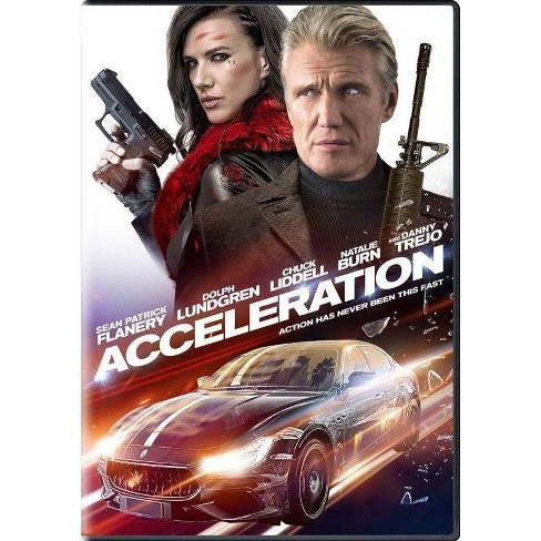 Acceleration (DVD) - image 1 of 1