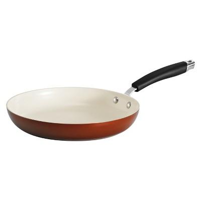 "Tramontina Style Ceramica 10"" Aluminum Fry Pan - Metallic Copper"