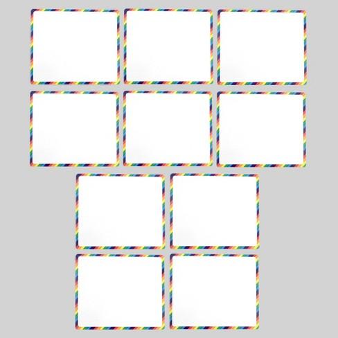 10pk Blank Dry Erase Boards - Bullseye's Playground™ - image 1 of 3