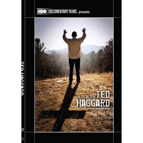 The Trials of Ted Haggard (DVD) - image 1 of 1