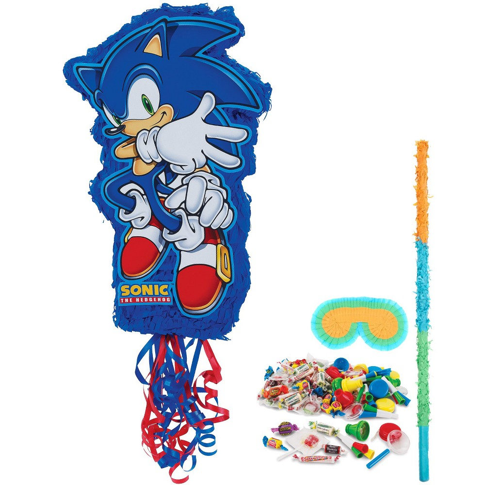 Sonic the Hedgehog Pinata