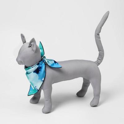 Dog and Cat Tie Dye Bandana - Blue - Sun Squad™