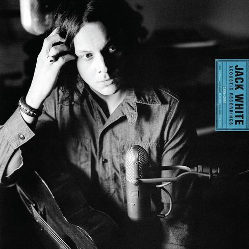 Jack White - Acoustic Recordings 1998-2016 (CD) - image 1 of 1