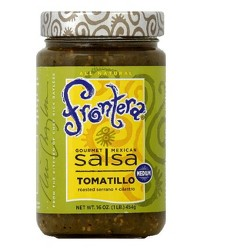 Frontera Tomatillo Salsa 16 oz