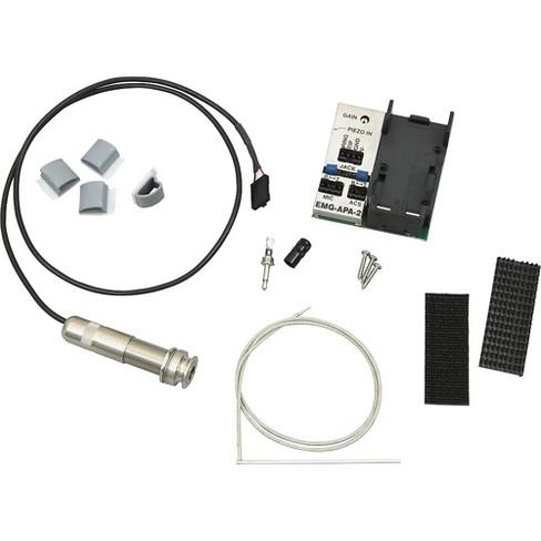 EMG Acoustic Saddle Pickup System - Narrow - image 1 of 1