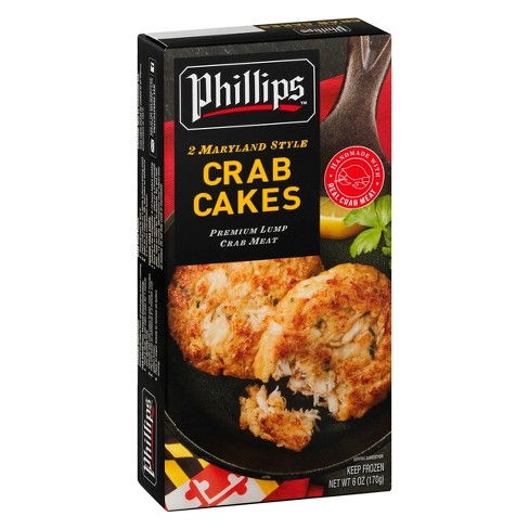 Phillips Crab Cakes - 6oz - image 1 of 1