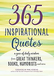 365 Inspirational Quotes ( Inspirational Books)(Paperback)