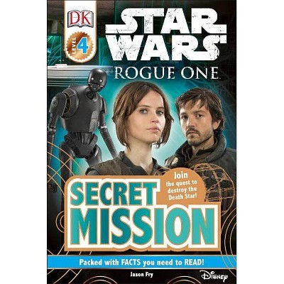 Rogue One L4 - by Disney (Paperback)