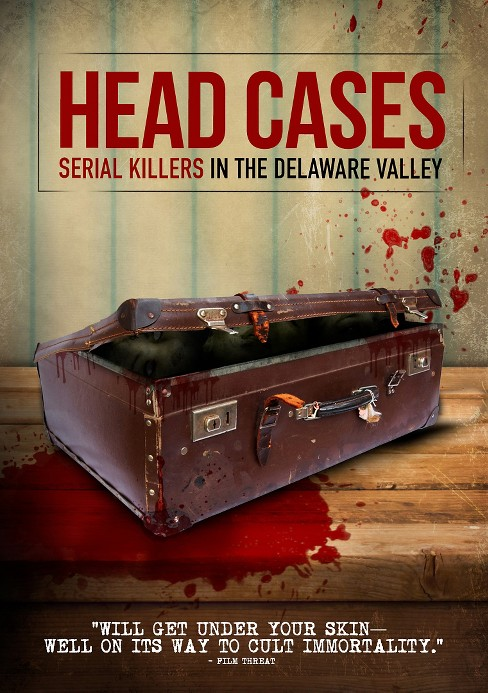 Head cases:Serial killers in the dela (DVD) - image 1 of 1