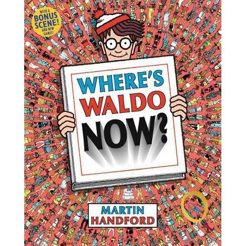 Where's Waldo Now? - (Where's Waldo?) by Martin Handford (Paperback) - image 1 of 1