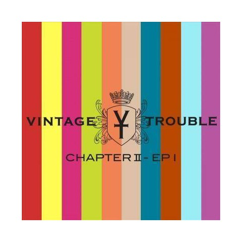 Vintage Trouble - Chapter II (CD) - image 1 of 1