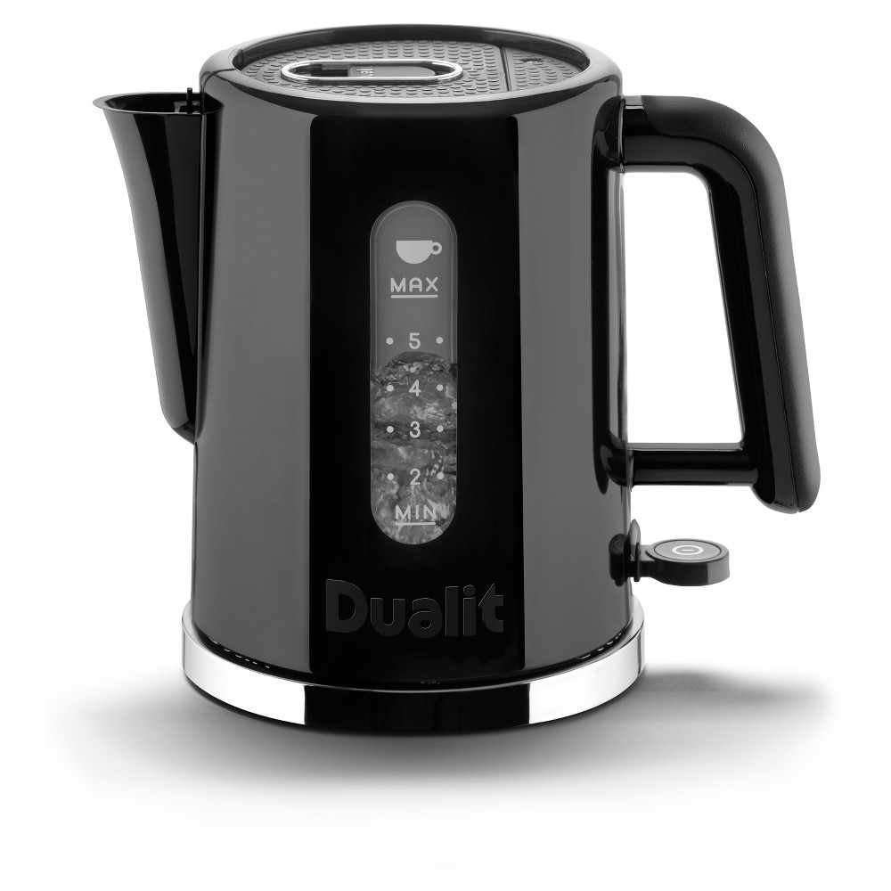 Studio Kettle 1.5L Black – 72140, Black/Grey 52831000