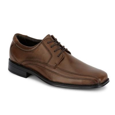 Dockers Mens Endow Leather Dress Oxford Shoe