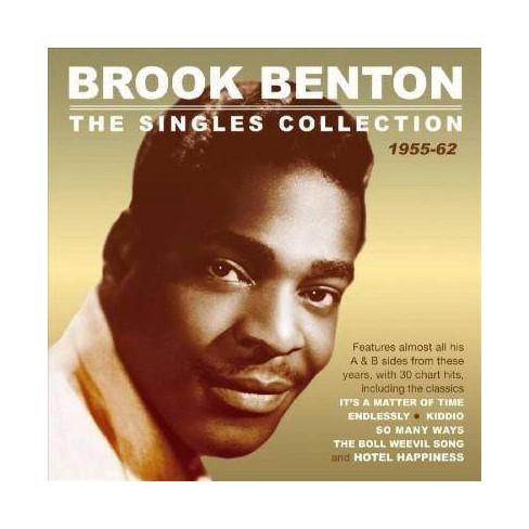 Brook Benton - Singles Collection: 1955-1962 (CD) - image 1 of 1