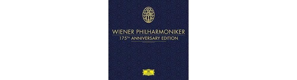 Wiener Philharmonike - Wiener Philharmoniker 175th Anniversa (Vinyl)