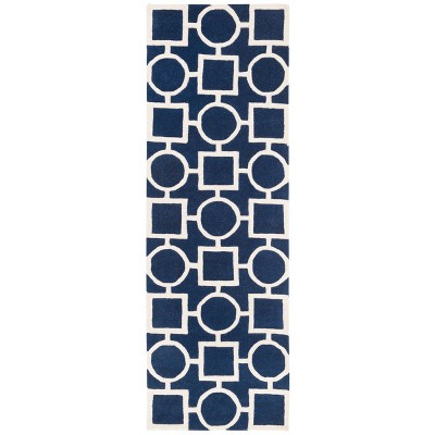 Tracey Geometric Tufted Accent Rug - Safavieh