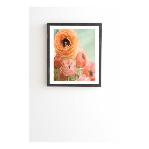 Bree Madden Spring Ranunculus Framed Wall Art 19\