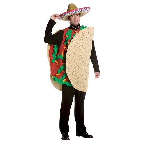Adult Taco Costume - One Size Fits Most - image 1 of 1
