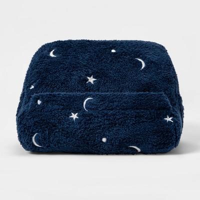 Glow in the Dark Stars Tablet Holder Navy - Pillowfort™