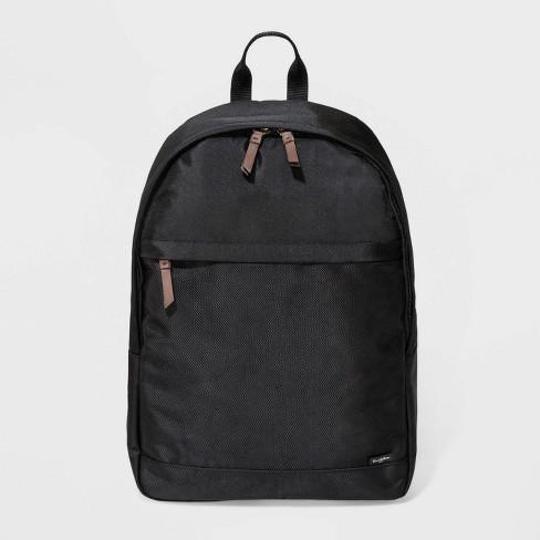 Men's Backpack - Goodfellow & Co™ Black - image 1 of 3