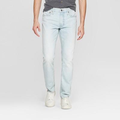 "Men's 30"" Slim Fit Jeans - Goodfellow & Co™ Light Denim 34x30"