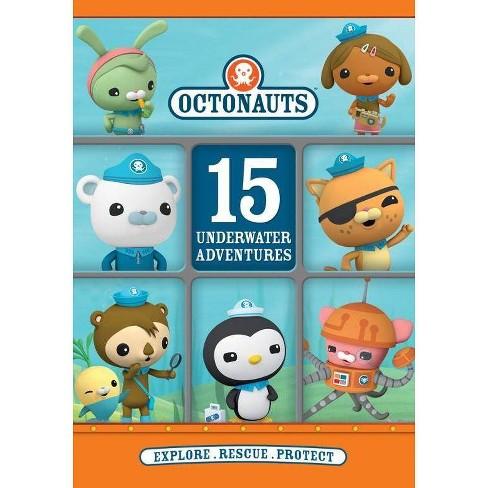 Octonauts: 15 Underwater Adventures (DVD) - image 1 of 1