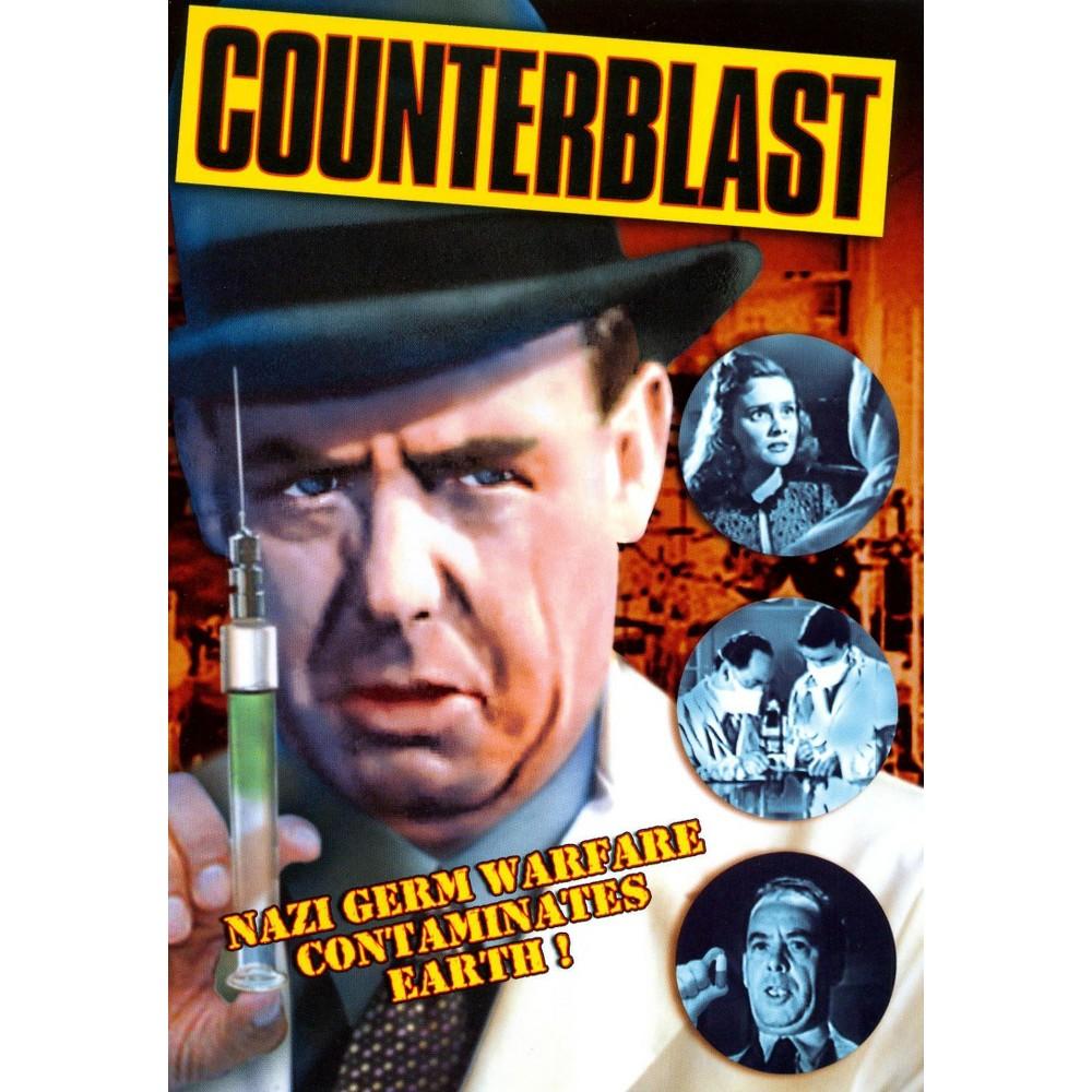 Counterblast (1948) US Alpha bootleg DVD
