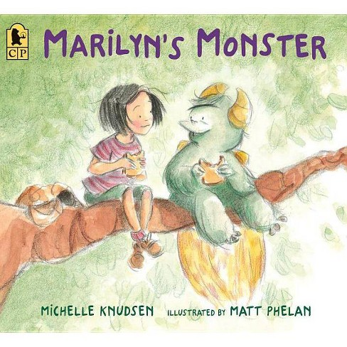 Marilyn's Monster - by  Michelle Knudsen (Paperback) - image 1 of 1