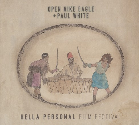 Open mike eagle - Hella personal film festival (CD) - image 1 of 1