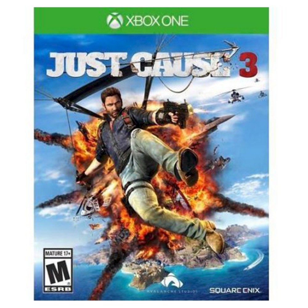 Just Cause 3 - Xbox One, Video Games